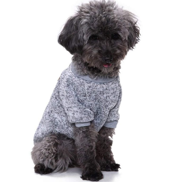 CHBORLESS Pet Dog Classic Knitwear