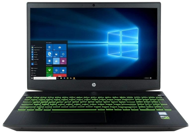 CUK HP Pavilion Gaming 15t Notebook