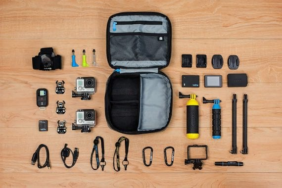 Carrying Cases for GoPro