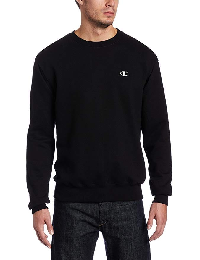 Champion Men's Pullover Eco Fleece Sweatshirt