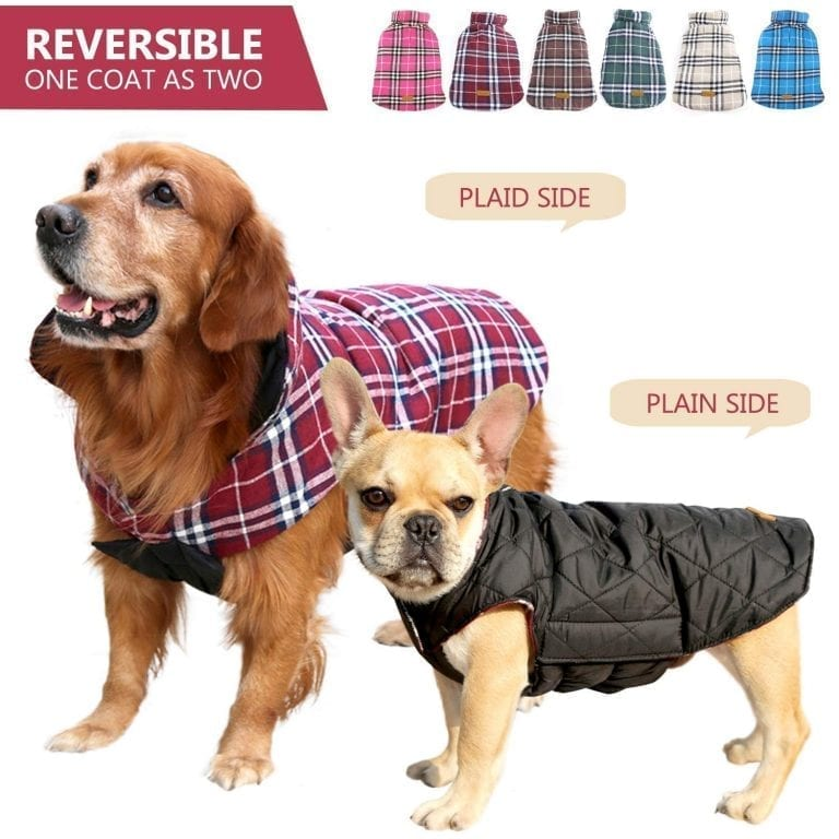 Kuoser Dog Coats Dog Jackets