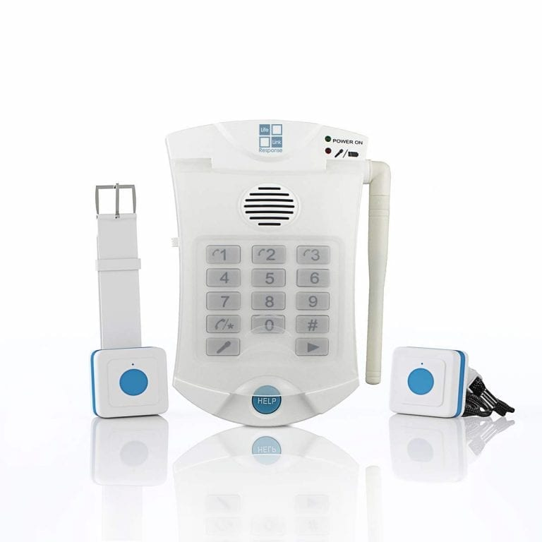 Life Link Response Medical Alert System for Seniors