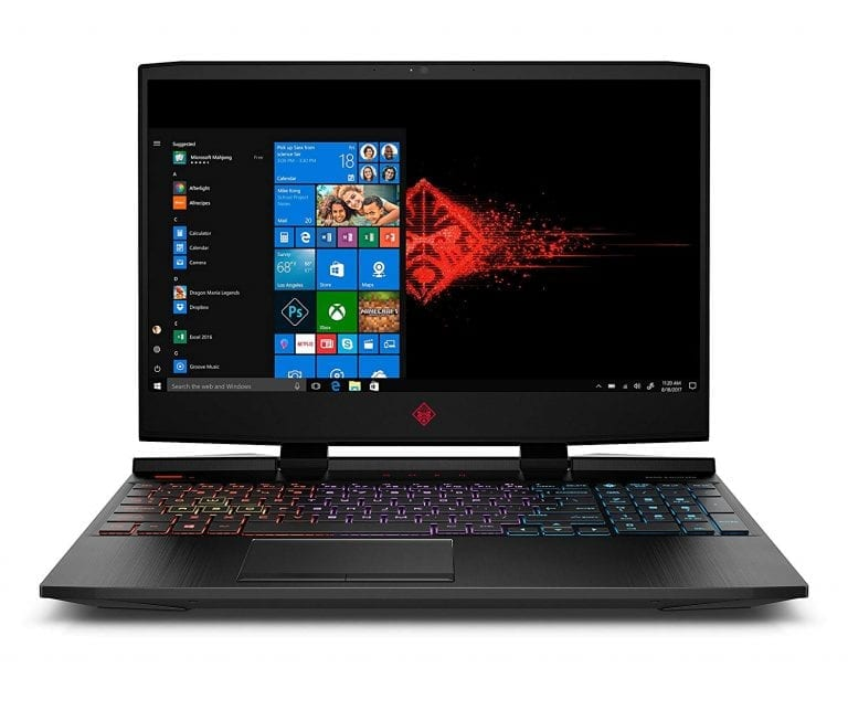 OMEN by HP 15.6 Inch Gaming Laptop