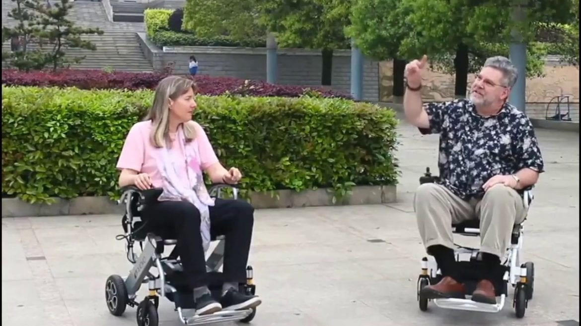 Best Electric Wheelchairs For Disabled And Elderly Mobility