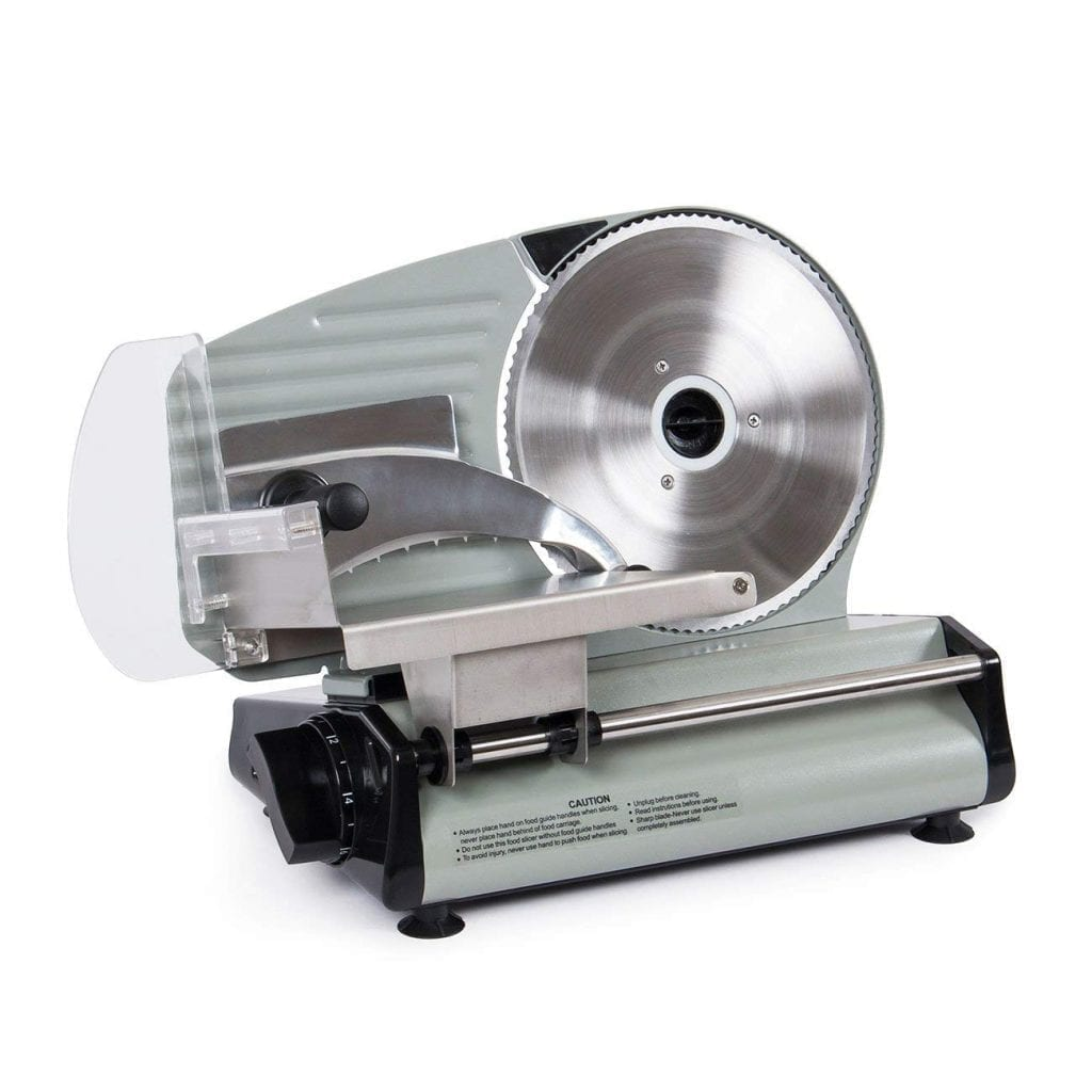 "ARKSEN 8.7""-inch Electric Deli Meat Slicer"