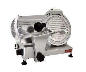 BESWOOD Premium Electric Deli Meat Cheese Food Slicer