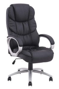 BestOffice Ergonomic PU Leather High Back Executive Office Chair