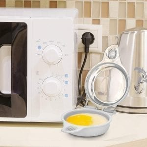 Chef Buddy 82-Y3496 Microwave Egg Maker