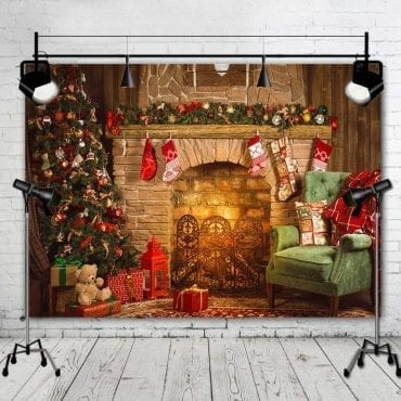 Christmas Backdrops for Photography