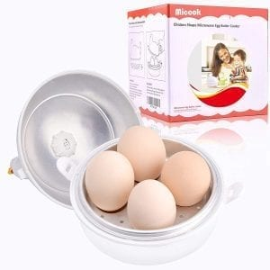 MICOOK Microwave Egg Cooker