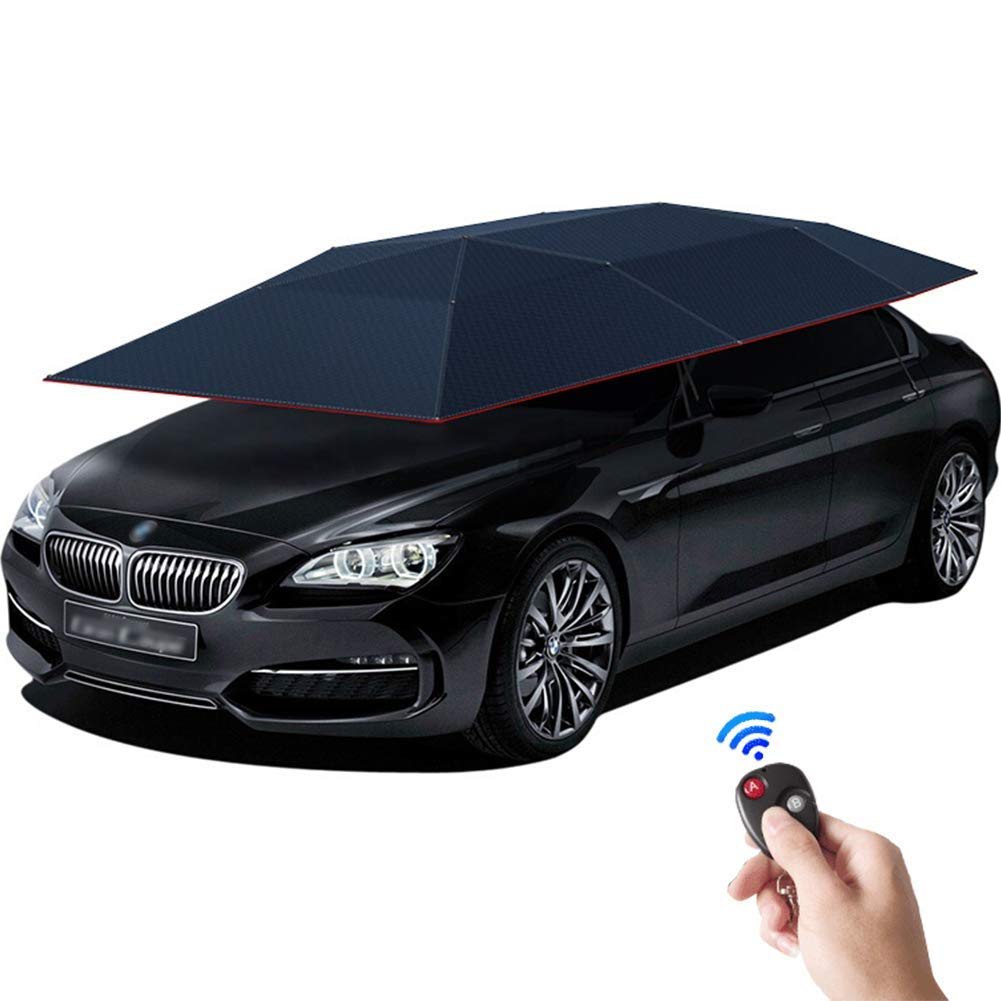 Miidii 12V Fully Automatic Portable Car Umbrella
