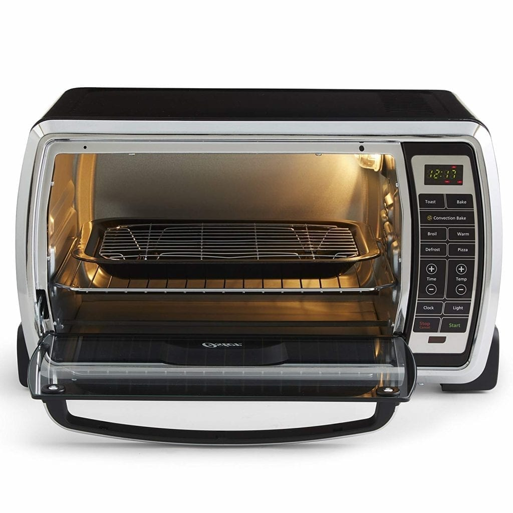 Oster Large Capacity Countertop 6-Slice Oven Toaster