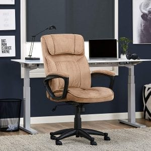 Serta Executive Microfiber Office Chair