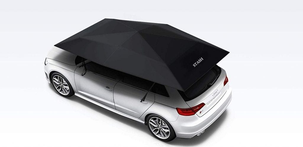 Stash sales Car Umbrella Tent