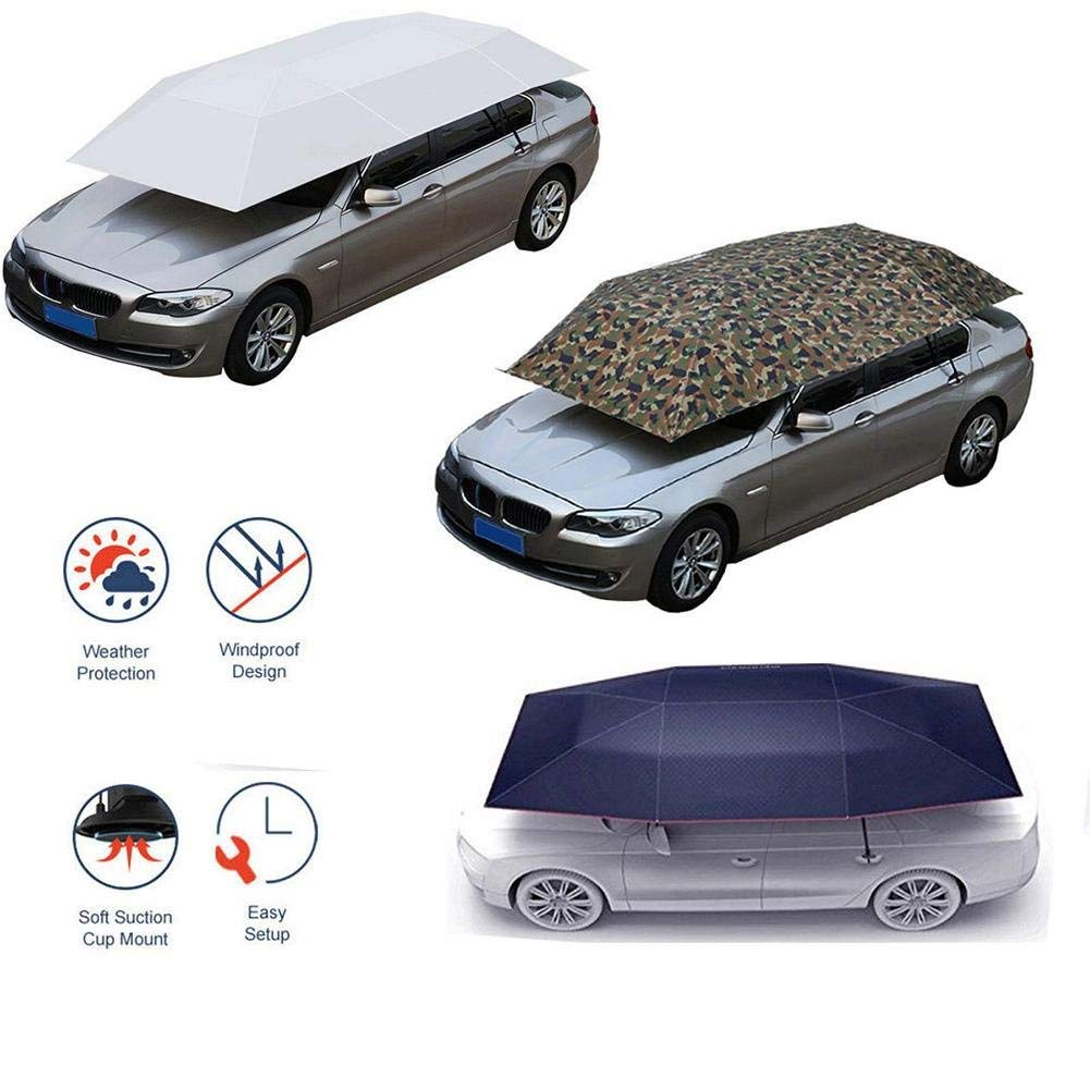 YOUNGFLY Semi-automatic Car Tent