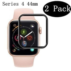 [2-Pack] Apple Watch Series 4 44MM Screen Protector