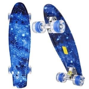 Ancheer Mini Cruiser Skateboard