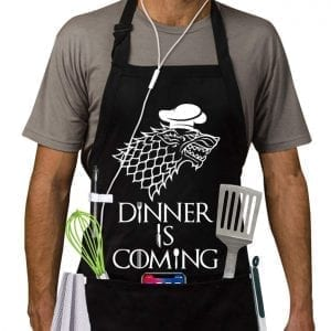 Grill Aprons Kitchen Chef Bib