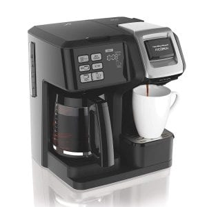Hamilton Beach (49976) Single Serve & Full Coffee Machine