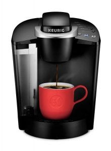 Keurig K-Classic Single Serve Coffee Maker [K-Cup Pod]