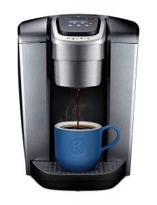 Keurig K-Elite Single Serve K-Cup Pod Machine