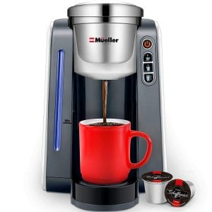 Mueller Ultima Single-Serve K-Cup Coffee Machine