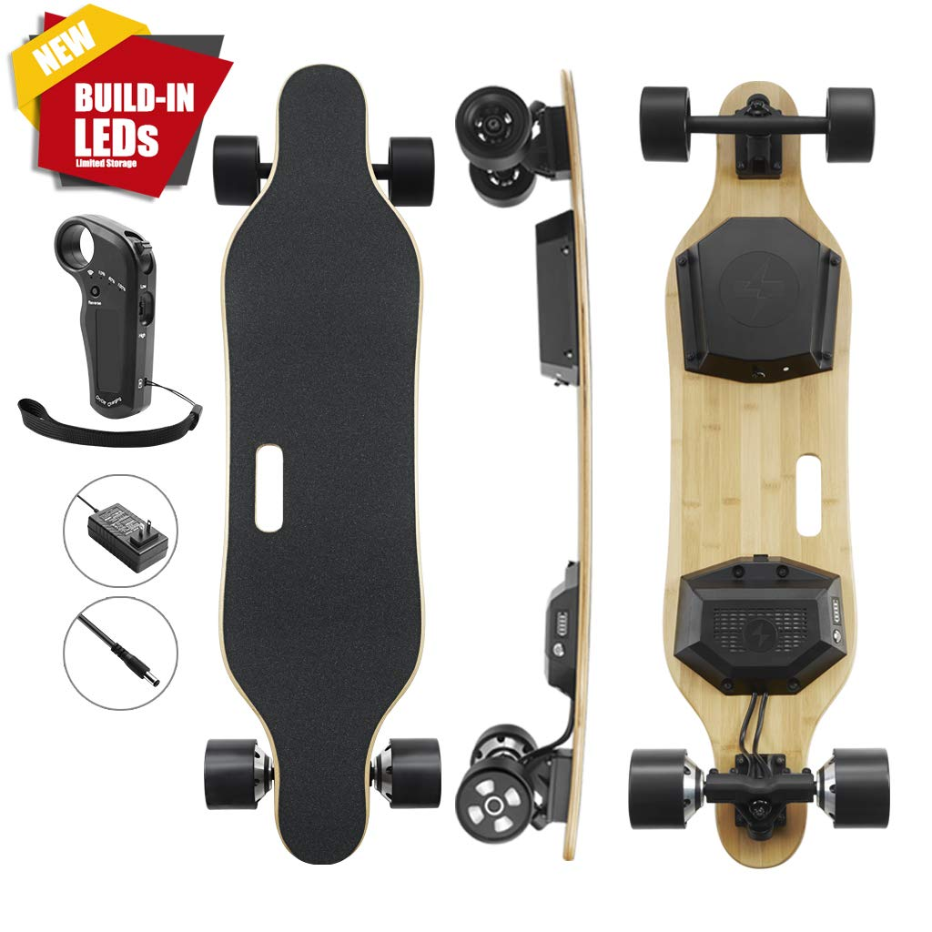Premium Electric Skateboard & Longboard with Remote Controller