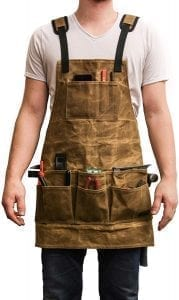 Readywares Waxed Canvas Tool Apron