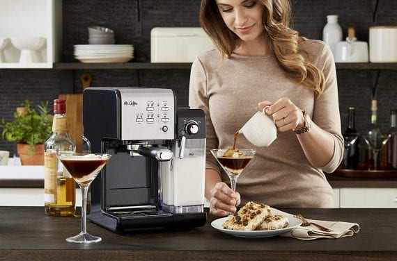 Single cup coffee makers