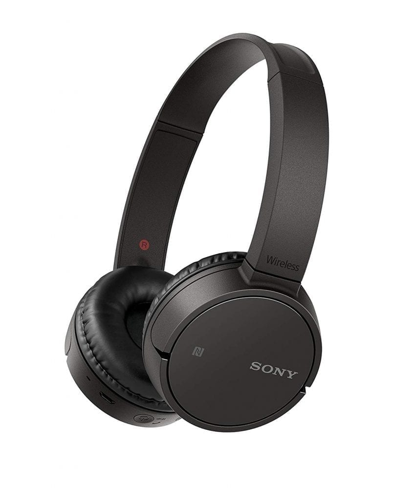 Sony WH-CH500 Wireless On-Ear Headphones