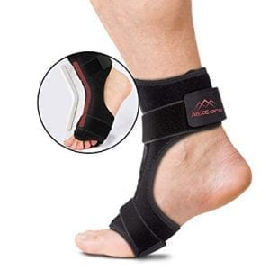 AEXCare Plantar Fasciitis Night Splint and Support