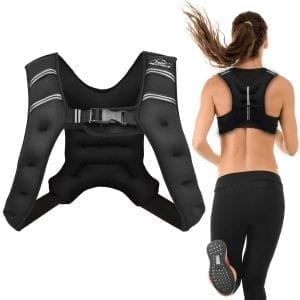 Aduro Sports Weighted Vest Workout Equipment