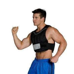 CAP Barbell (HHWV-CB020C) Adjustable Weighted Vests
