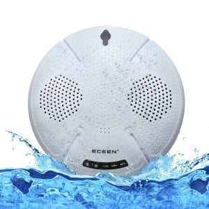 ECEEN Swimming Speaker Pool Floating Speakers