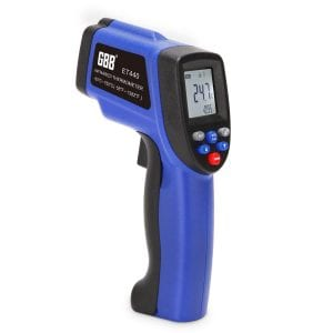GBB Infrared Thermometer Non Contact Digital Laser Temperature