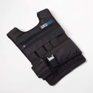 RUNFast:Max 12lbs-140lbs Adjustable Weighted Vest
