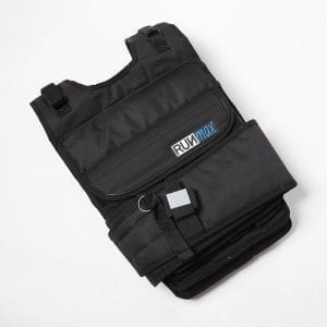 RUNFast:Max Adjustable Weighted Vest