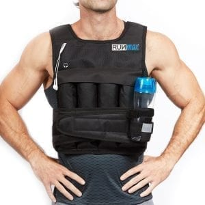 RUNFast:Max Pro Weighted Vest
