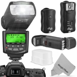 Altura Photo Professional Flash Kit for Canon DSLR