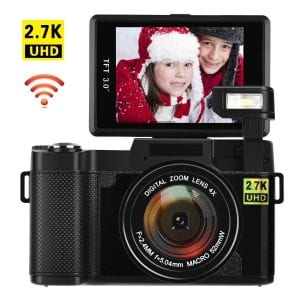 COMI TECH Digital Camera For Travel