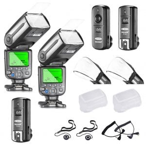 Neewer NW565EX E-TTL Slave Flash Speedlite Kit