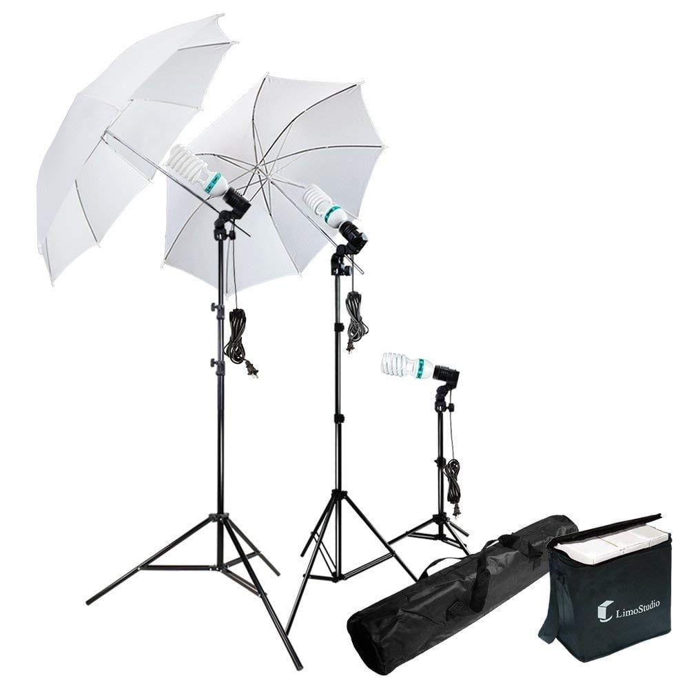 LimoStudio Photography Lighting Kit