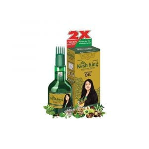 KESH KING HERBAL AYURVEDIC HAIR OIL FOR HAIR GROWTH