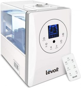 LEVIOT Humidifier for Large rooms