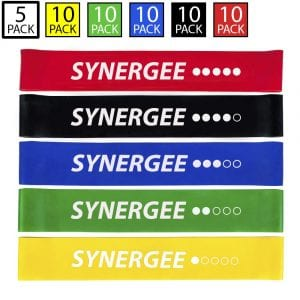 Synergee Exercise Fitness Resistance Band