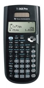 Texas Instruments Engineering:Scientific Calculator, TI-36X