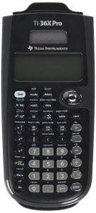 Texas Instruments Scientific Calculator, TI-36X