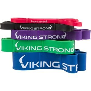 Viking Strong Pull Up Bands