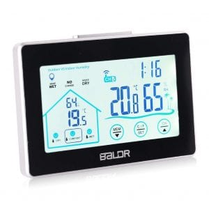 ATETION Indoor Outdoor Weather Station
