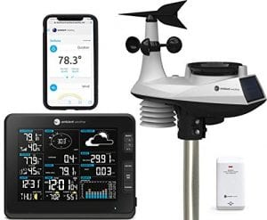 Ambient Weather WS-8478 Professional Weather Station